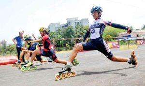 health benenfits of roller blading sports