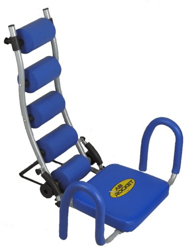 Ab Rocket: Rocket Abdominal Trainer machine