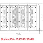 Skyline 400 MK2 Full spectrum LED grow lights 11