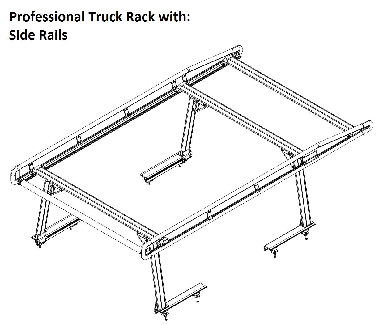Professional Truck Rack