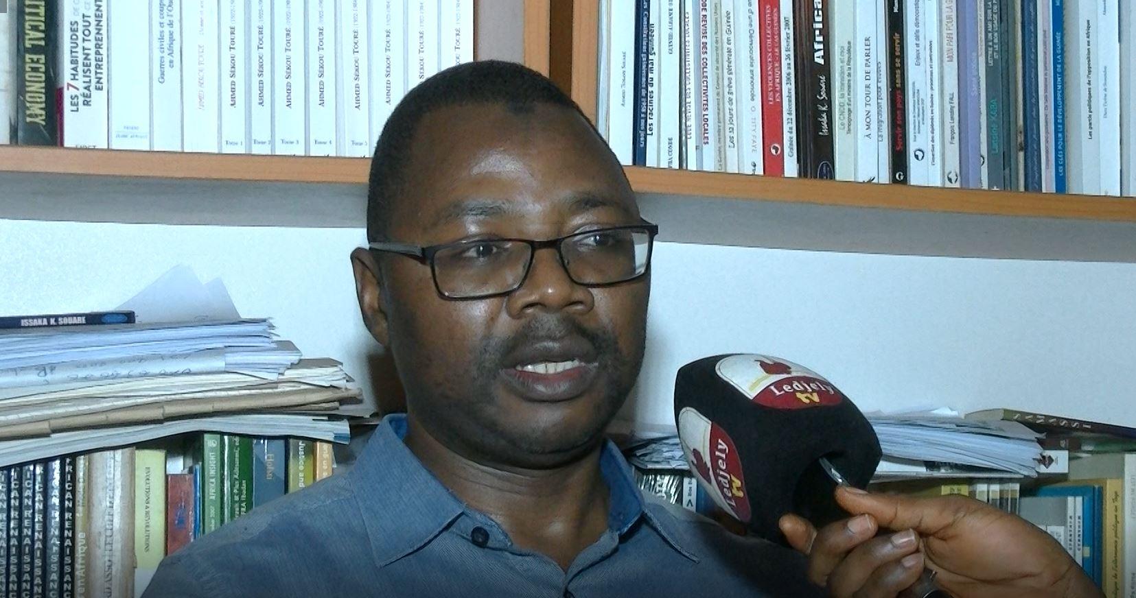 ISSAKA SOUARE : « Certaines sanctions de la CEDEAO sont prématurées (…) mais il faut éviter la confrontation »