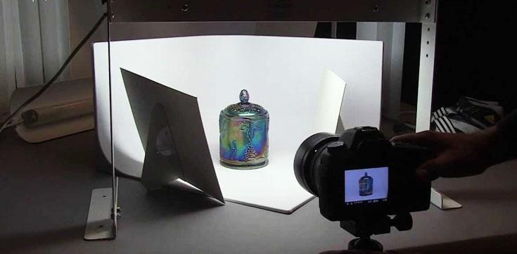 Review Light Box