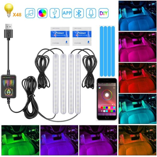 car led strip lights 12v