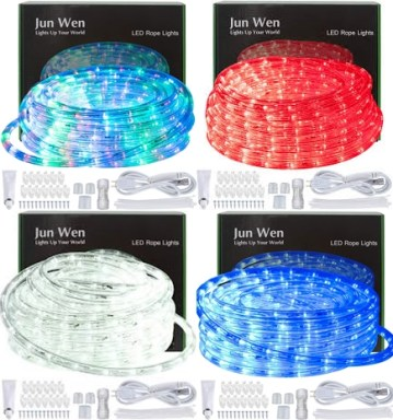 best led rope lights