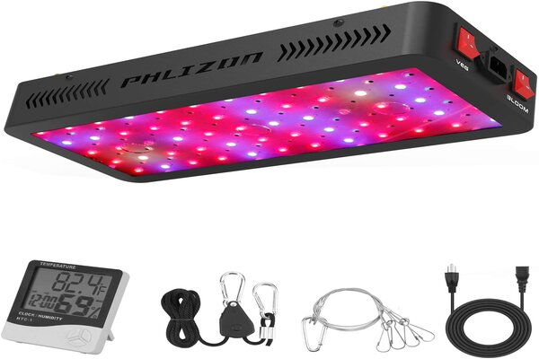 Grow Your Plants With Highest Yielding LED Grow Lights 1