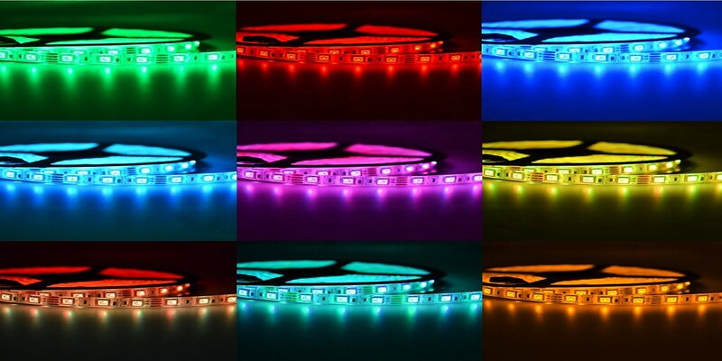 can you leave led strip lights on all night?