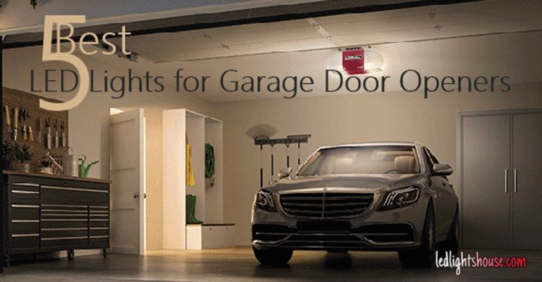LED Lights for Garage Door Openers