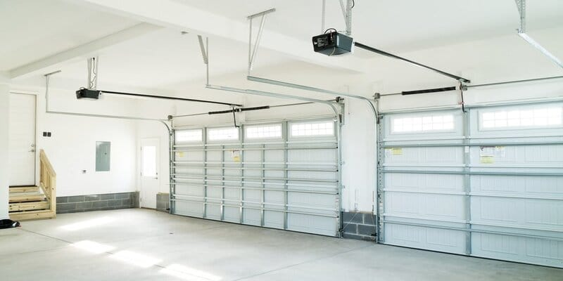 solution for led interference with garage door opener