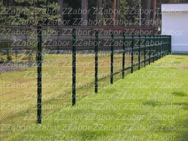 им.Морозова, Забор из сетки Gitter, Стоимость 33400 рублей