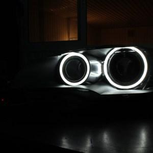 Ангельские Глазки BMW X5 E70 дорестайлинг