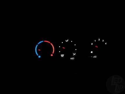 Плата подсветки отопителя Chevrolet Niva