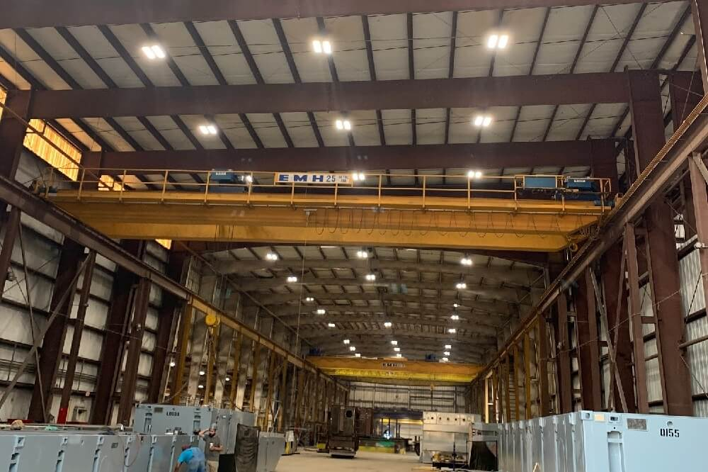 industrial lighting in bluffton sc