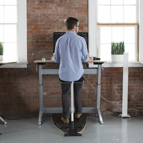 Health Benefits of Modern Active Office Furniture – GLAMO Light Mirrors India.