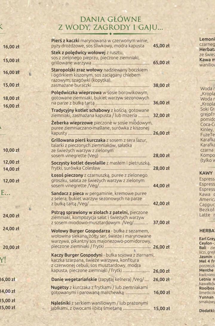 2021 Karta menu wiosna-lato str. 1