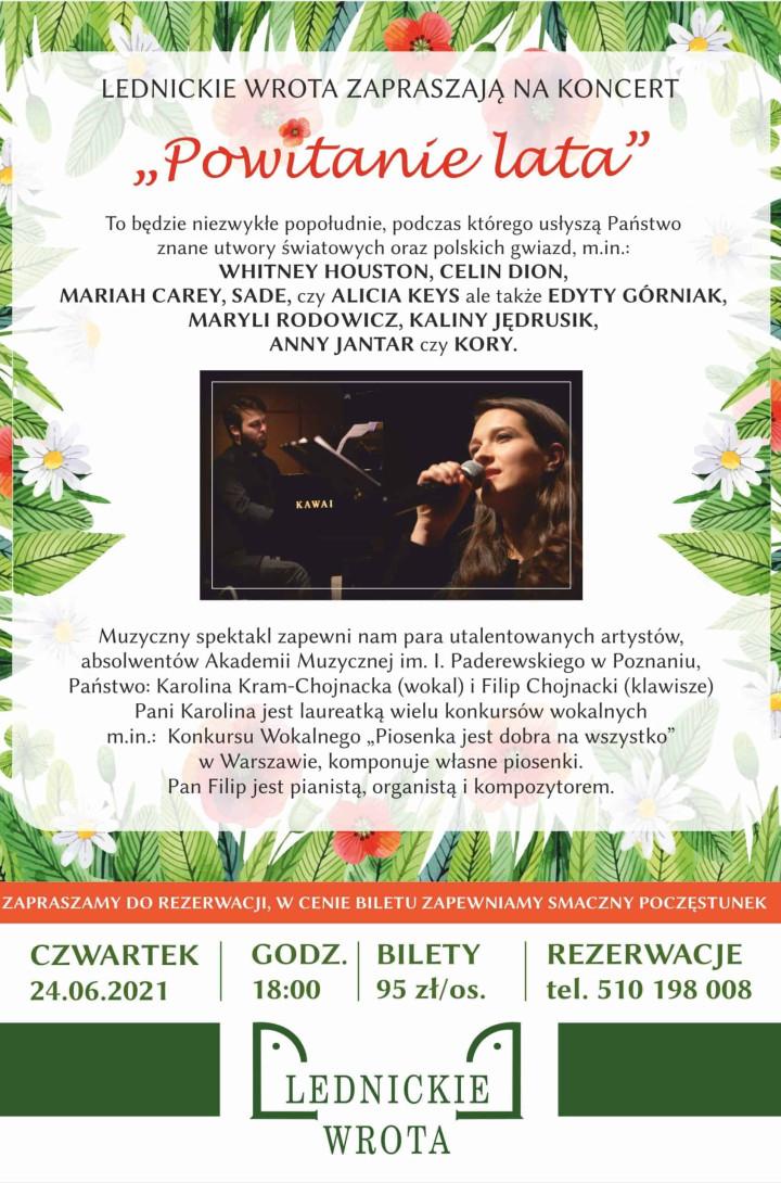 2021.06.24 Koncert Powitanie Lata