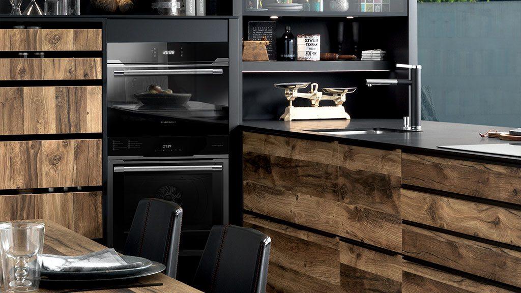 mobilier couleur bois