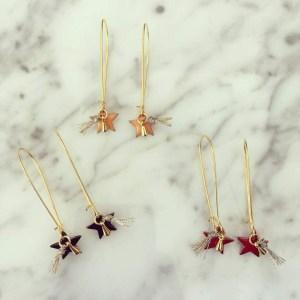 bijoux étoiles, la boutique de Bichette