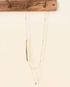 collier étoile de la boutique de Bichette