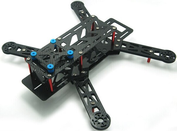 the-new-EMAX-Nighthawk-250-PRO-quadcopter-frame-FPV-through-drones-mini-frame-Unassembled