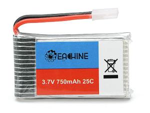 Eachine LiPo 1S 3,7V 750mAh 25C
