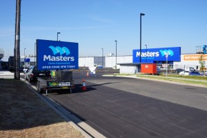 LED Screens Australia Masters hire