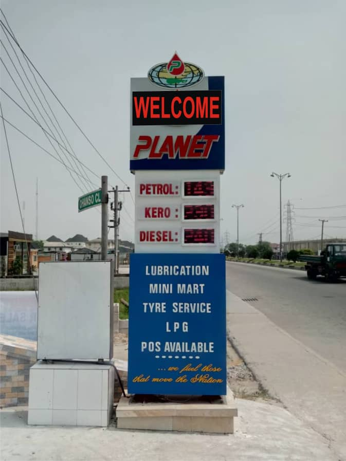 signage in port harcourt