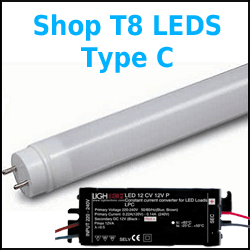 How to replace Fluorescent Tube Lamps with LED T8 Tubes
