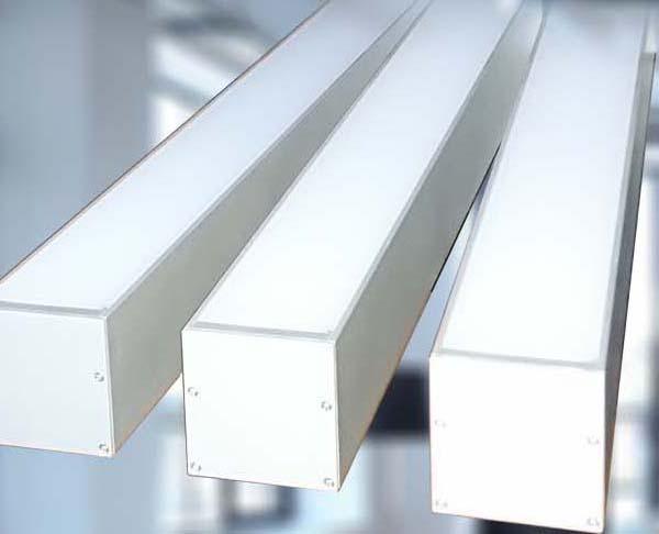 Как изготавливаются профильные светильники