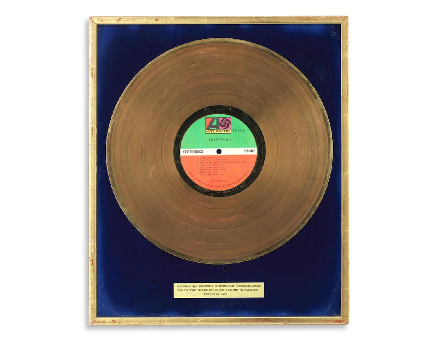 Our ultimate Christmas gift guide for Led Zeppelin fans