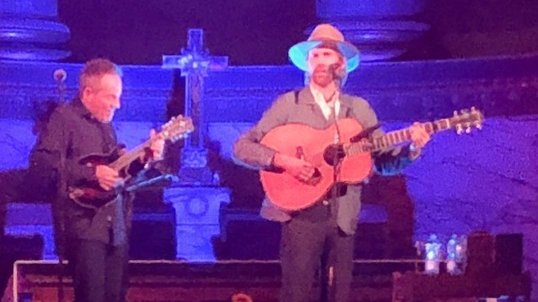 John Paul Jones and Willie Watson