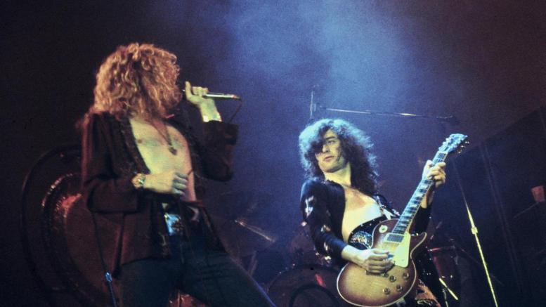 Mark Seidman Led Zeppelin 1975