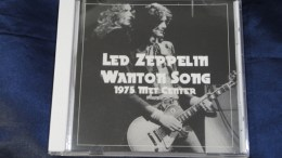 Led Zeppelin Wanton Song 1975