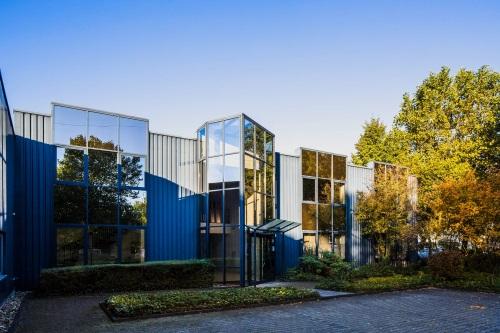 Das Firmengebäude von marks-3zet in Mülheim heute