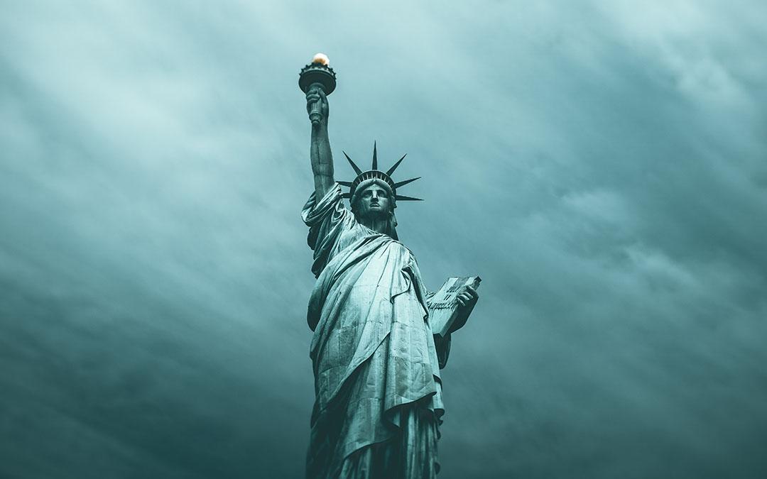 Lady Liberty's Extreme Woke Makeover