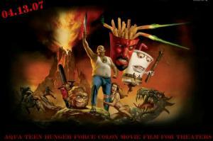 Aqua Teen Hunger Force The Movie