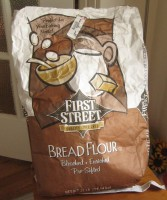 First Street Bread Flour - front