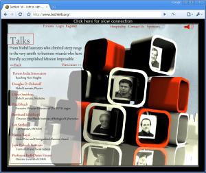 Techkriti talks
