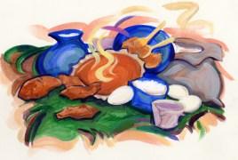 Sweet Potato Pie image