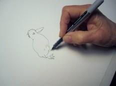 Draw a Puffling 4