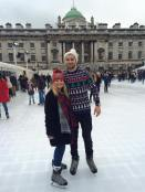 Ice Skating (pros on the ice)