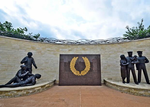 David Newton Memorial Park Plano