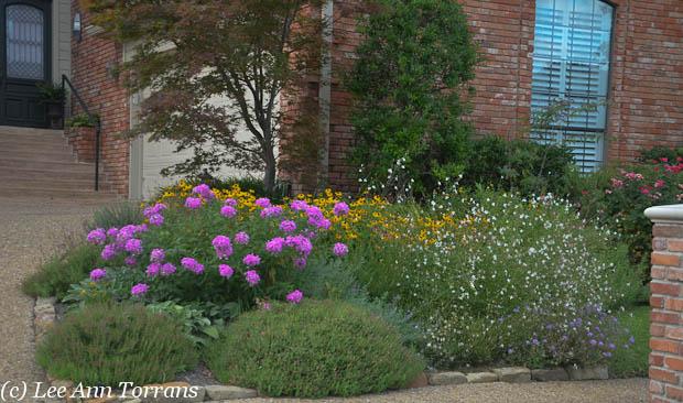 Perennial Garden Lee Ann Torrans