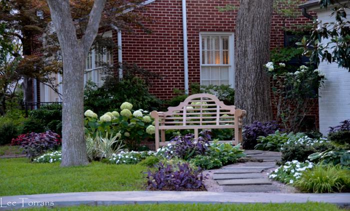 Perfect Perennial Shade Garden Lee Ann Torrans Gardening