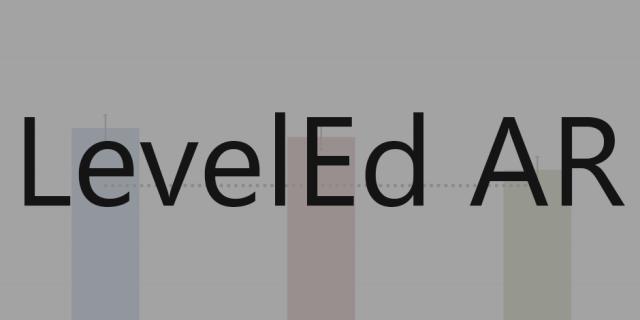 LevelEd AR Slider