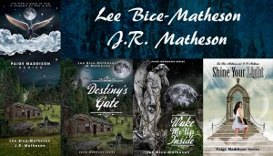 Paige Maddison Series Banner