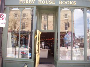 We enjoyed our time spent at Furby House Books for #Authors4Indies Day. Thank you so much!