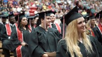 2016 Lee College Spring Commencement