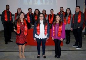 TRiO SSS graduates