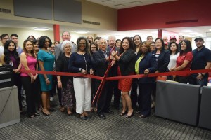 Lee College cuts the ribbon on new STEM Hub
