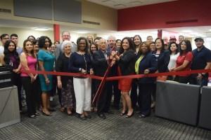 Lee College cuts the ribbon on new STEM Hub